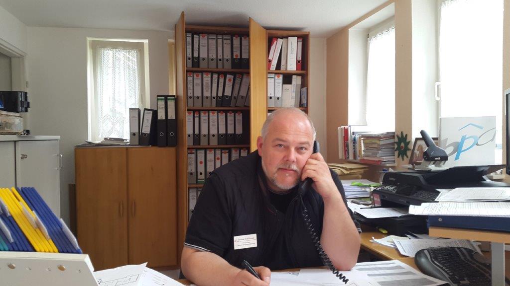 Thomas Schillmann Heimleitung