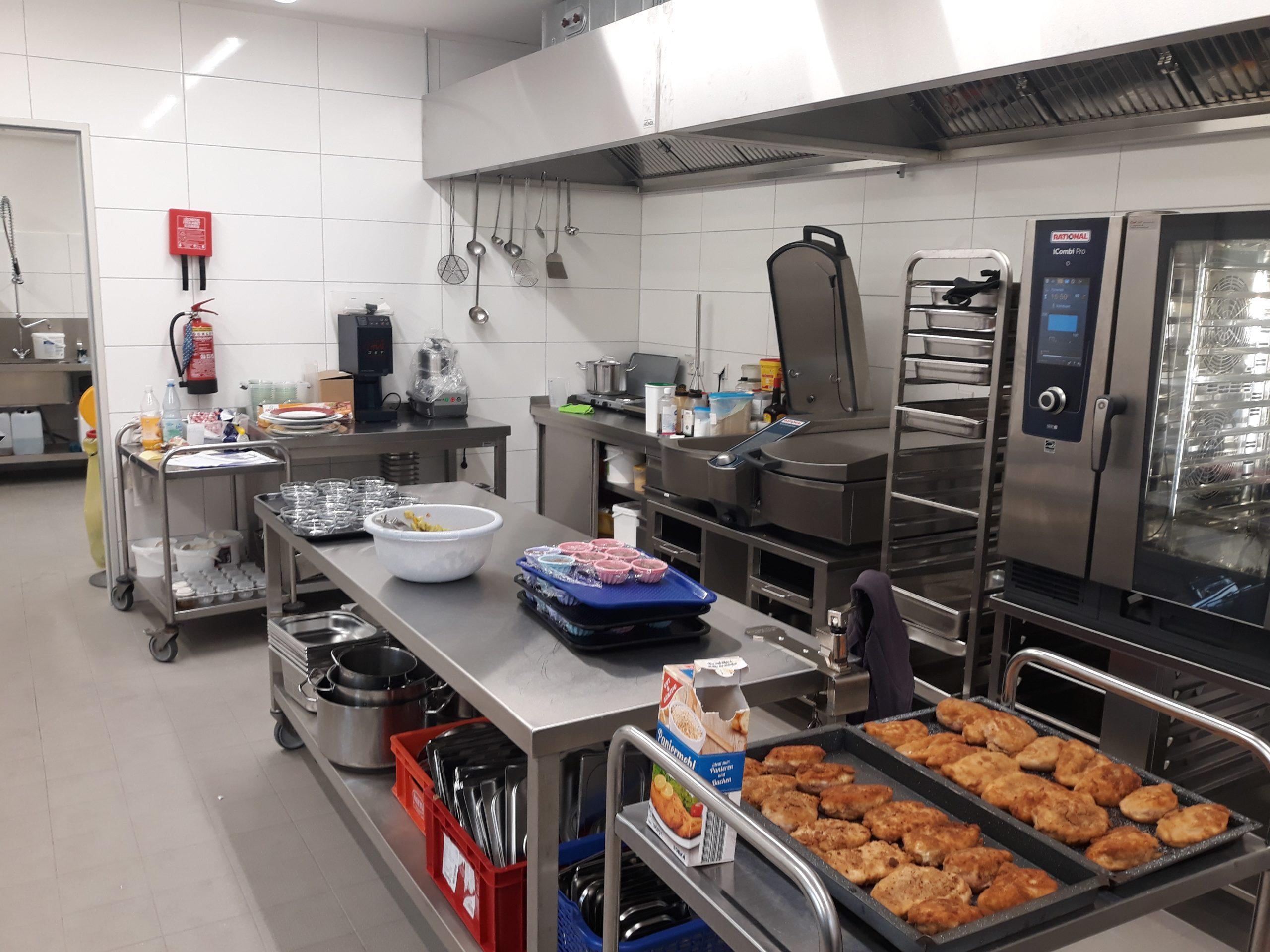 Unsere moderne Küche